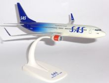 Boeing 737-800 SAS Scandinavian Airlines Herpa Collectors Model Scale 1:200 E